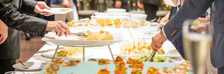 結婚式,食事