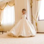 ウェディングドレス,花嫁