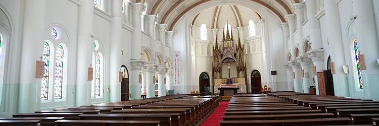 チャペル,教会