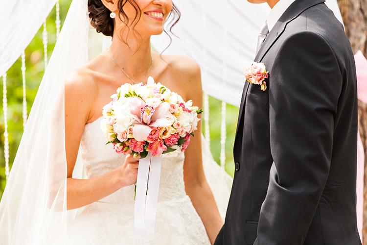 結婚式,新郎新婦