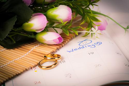 指輪,記念日