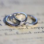 指輪,重なる