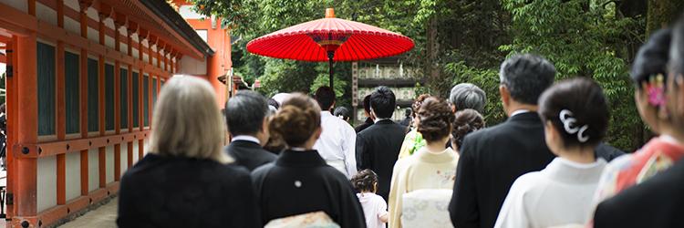 挙式,神社