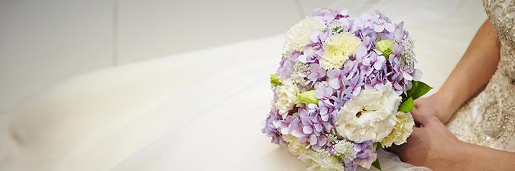 ブライダルブーケ,花束
