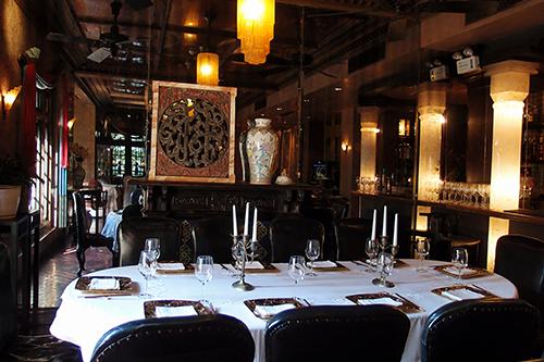 レストラン,個室