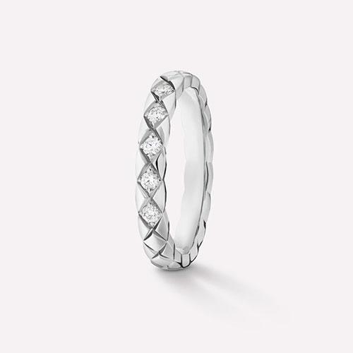 シャネル,結婚指輪