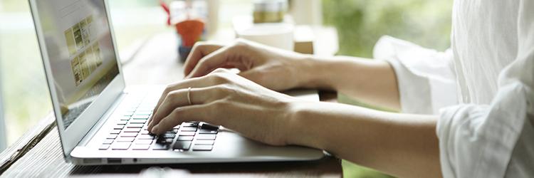 パソコン,女性