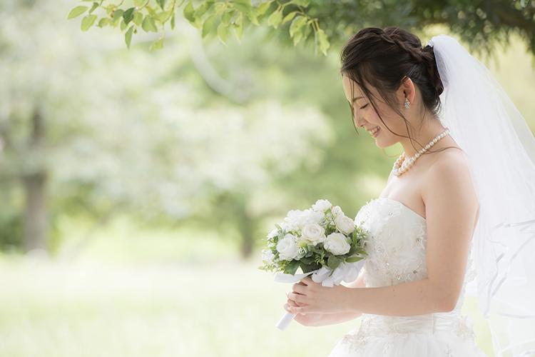花嫁 ブーケ