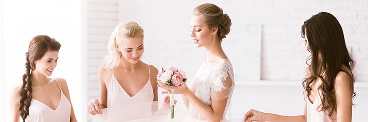 花嫁,女性