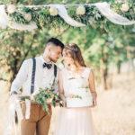 結婚式 ウエディング カップル