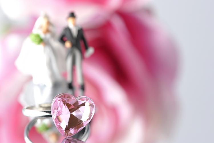 指輪,結婚イメージ