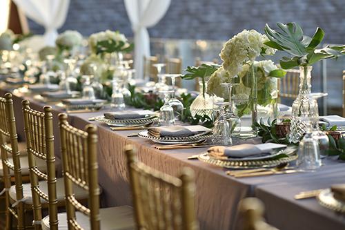 ウェディング,花,テーブル