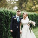 結婚,ガーデンウェディング,夫婦