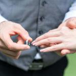 結婚指輪 指輪交換