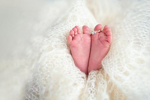 赤ちゃん 指輪