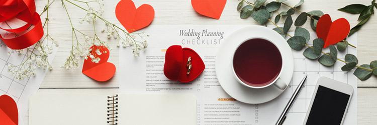 結婚式 チェックリスト