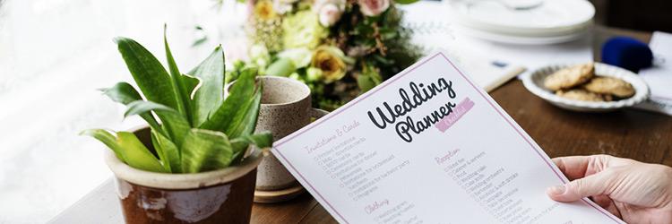 結婚式 プラン