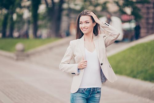 女性 ジャケット